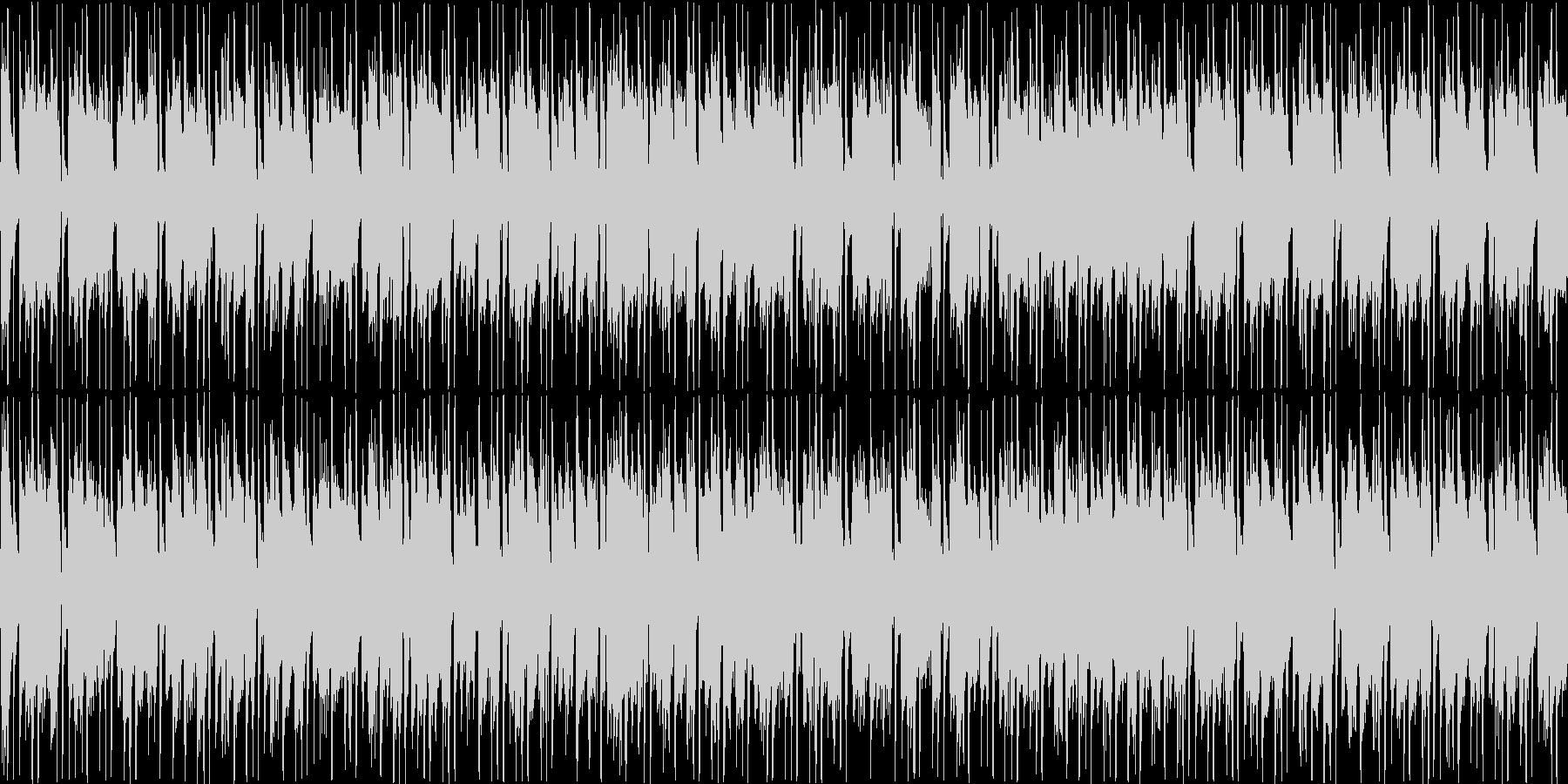 ほのぼの、コミカルなBGMです。の未再生の波形