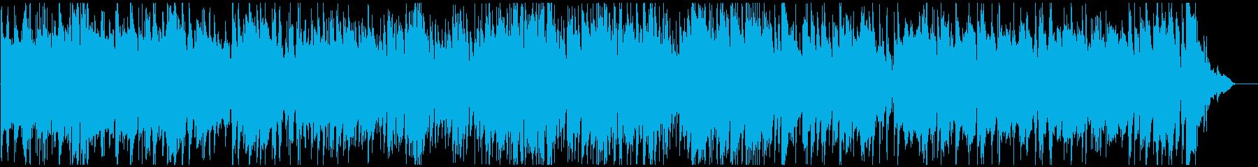 大海原に乗り出すような希望感のあるジャズの再生済みの波形
