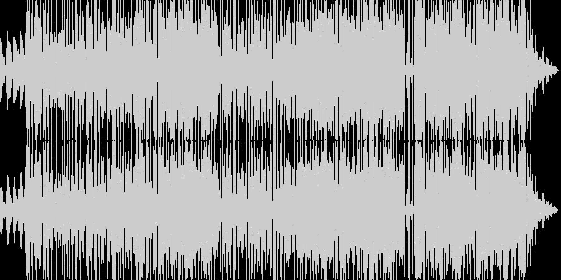 おしゃれでジャジーなJpopバラードの未再生の波形