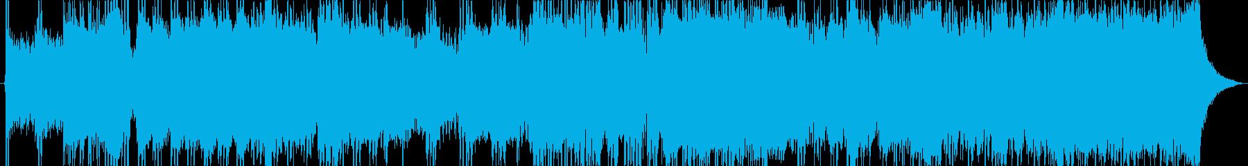 映画・ゲーム用バトルBGM35の再生済みの波形