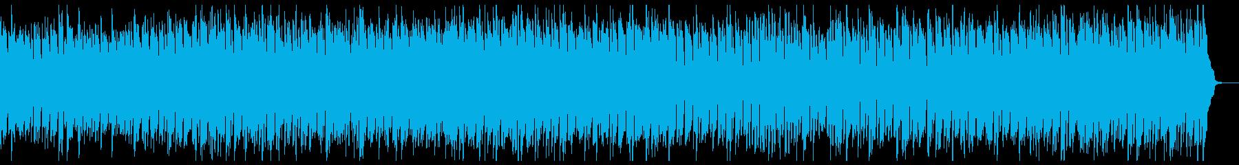 バイエル風・明るいワルツ・こども・ペットの再生済みの波形