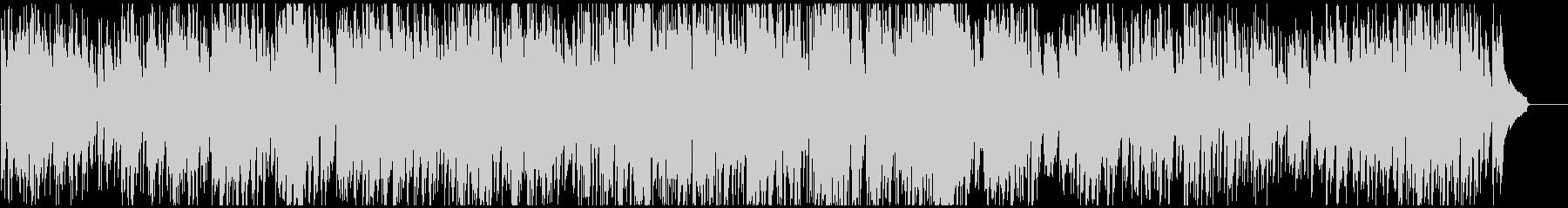 ゆるい優しいジャズ バリトンSax生演奏の未再生の波形