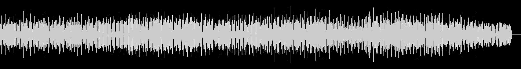 バンジョーを使用、ワルツのカントリー音楽の未再生の波形