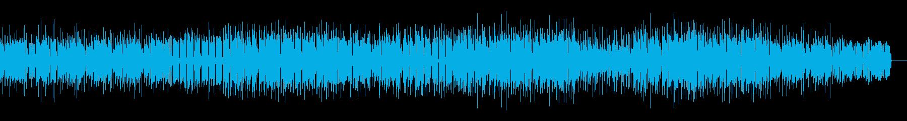 バンジョーを使用、ワルツのカントリー音楽の再生済みの波形