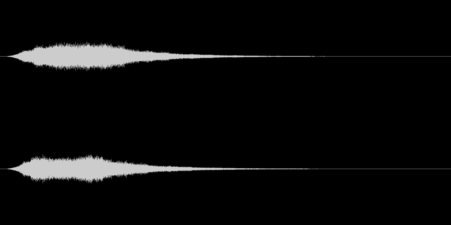 【サイバー08-4】の未再生の波形