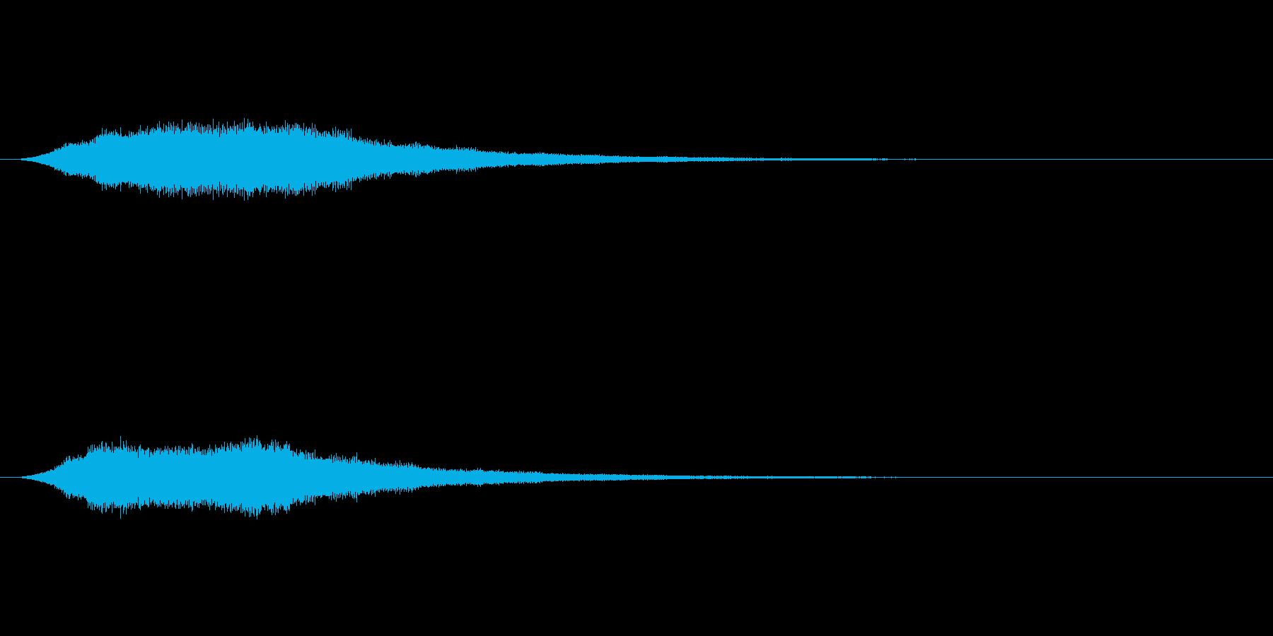 【サイバー08-4】の再生済みの波形