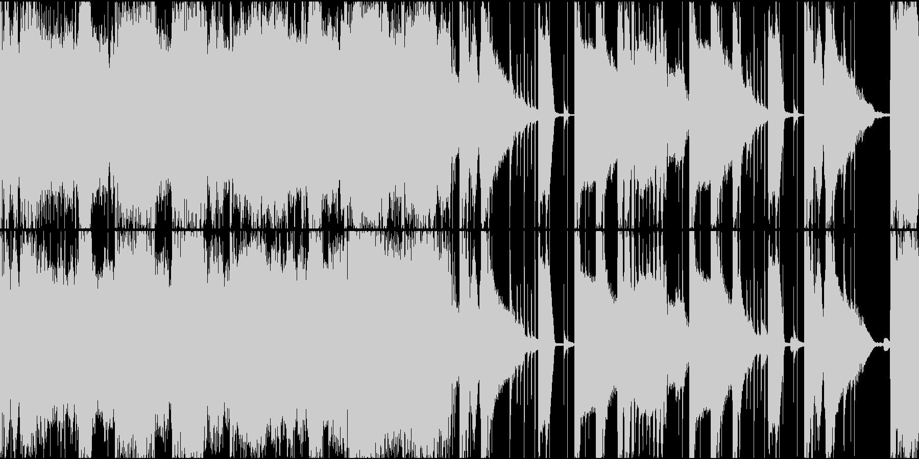 BGM02 brass  27秒ループの未再生の波形