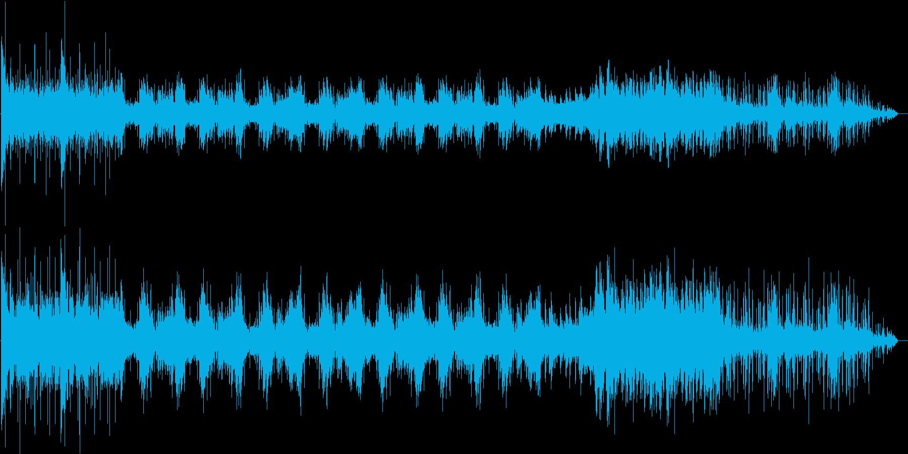 148bpm、Ab-Maj、ピアノメインの再生済みの波形