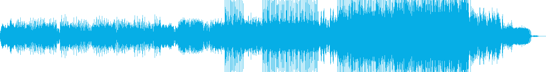 Yuugure-学校の帰り道の再生済みの波形