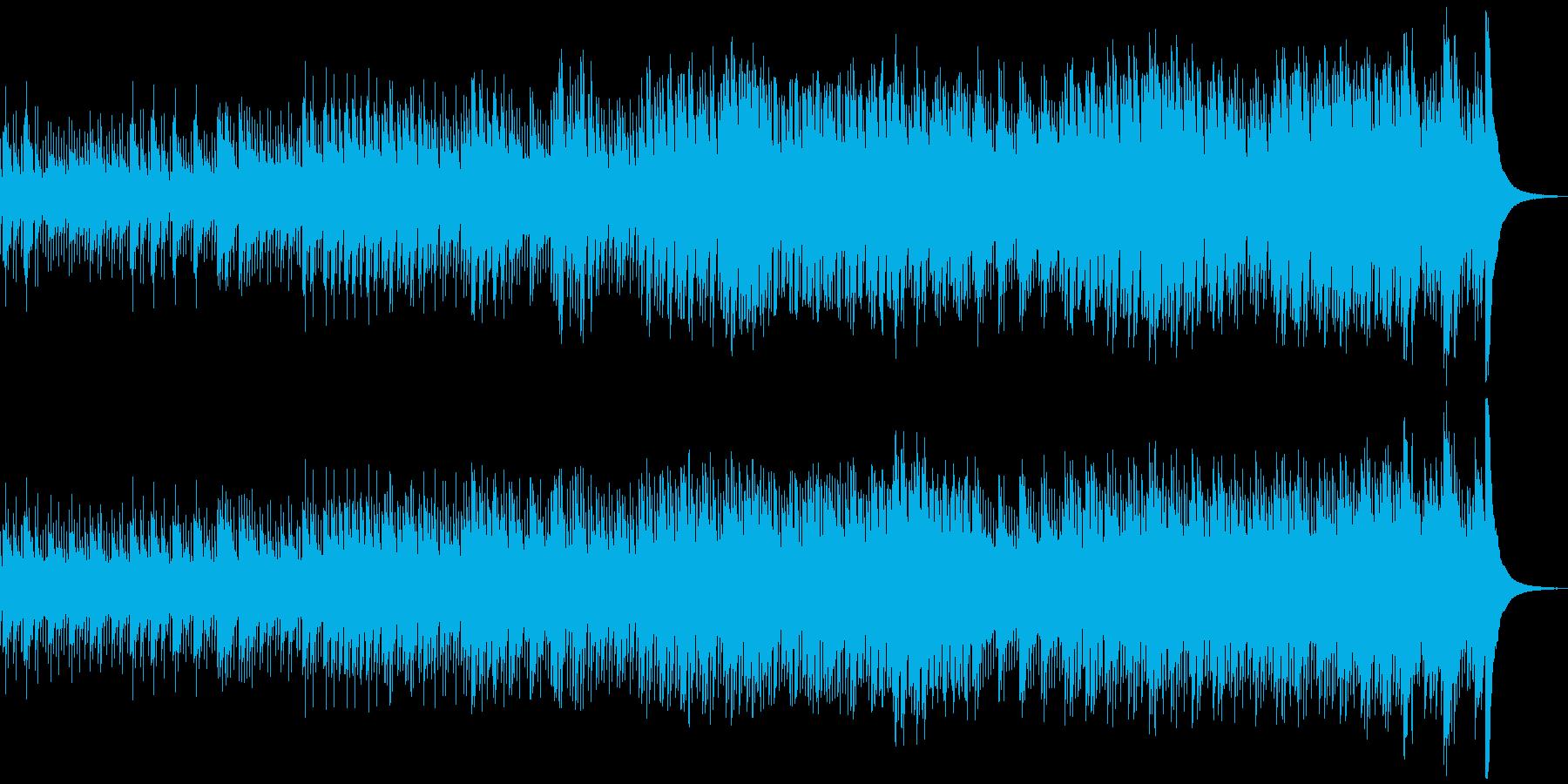 プレリュード オルゴールの再生済みの波形