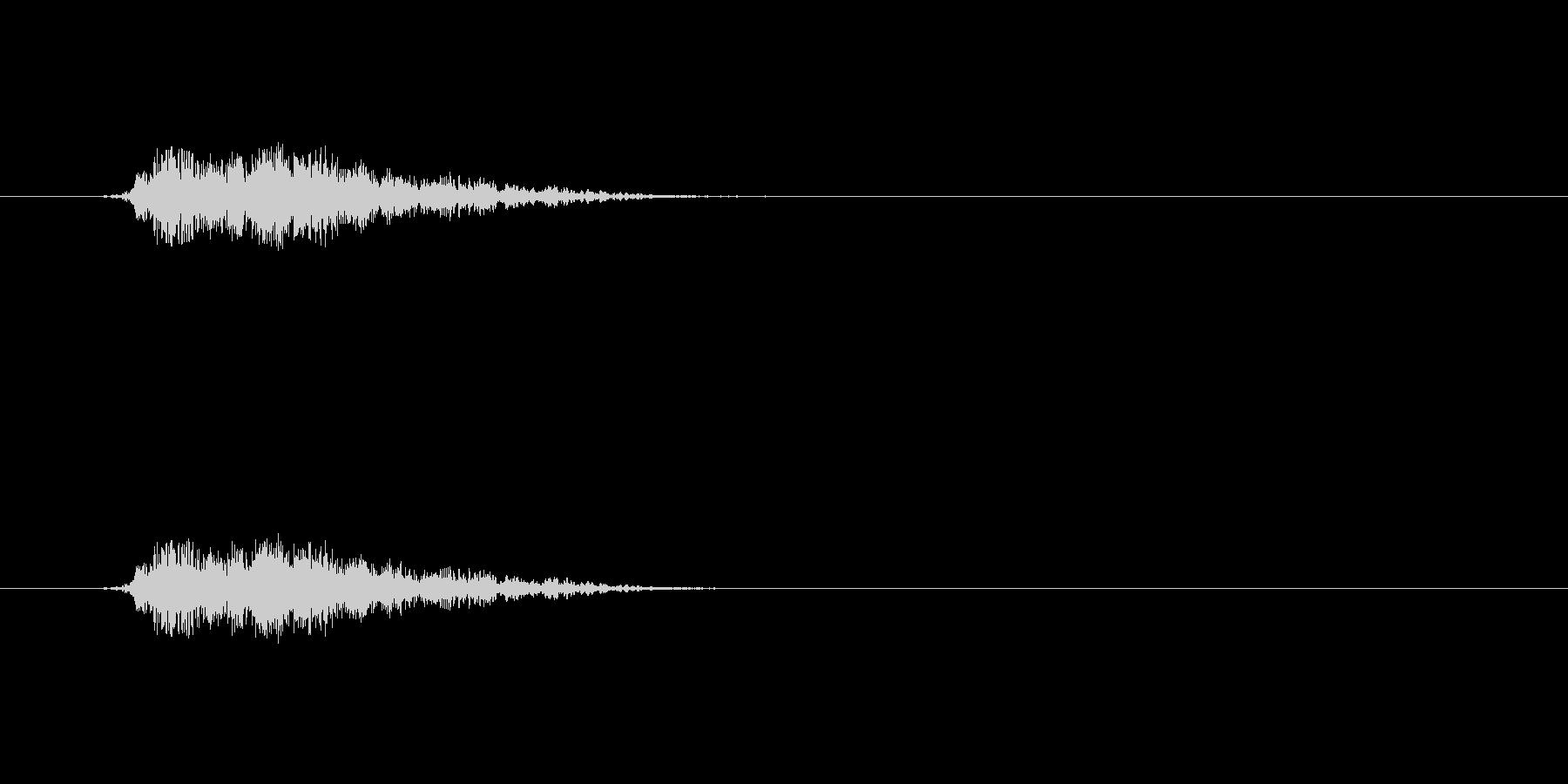 【モンスター02-02】の未再生の波形