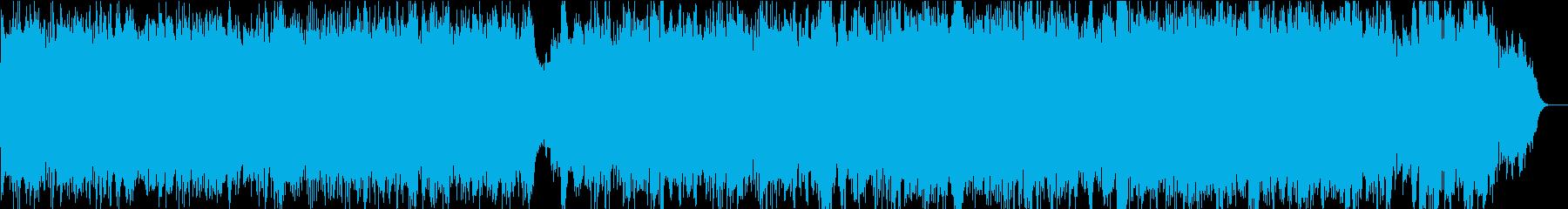 前向きで優しい感動ピアノ1全楽器フルの再生済みの波形
