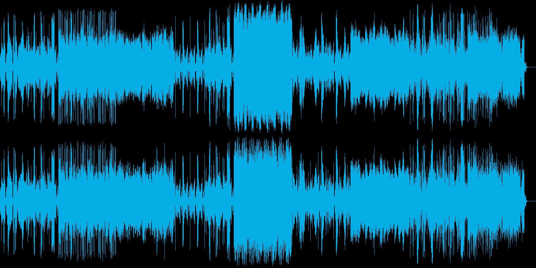 コンピュータープログラミングの世界をイ…の再生済みの波形