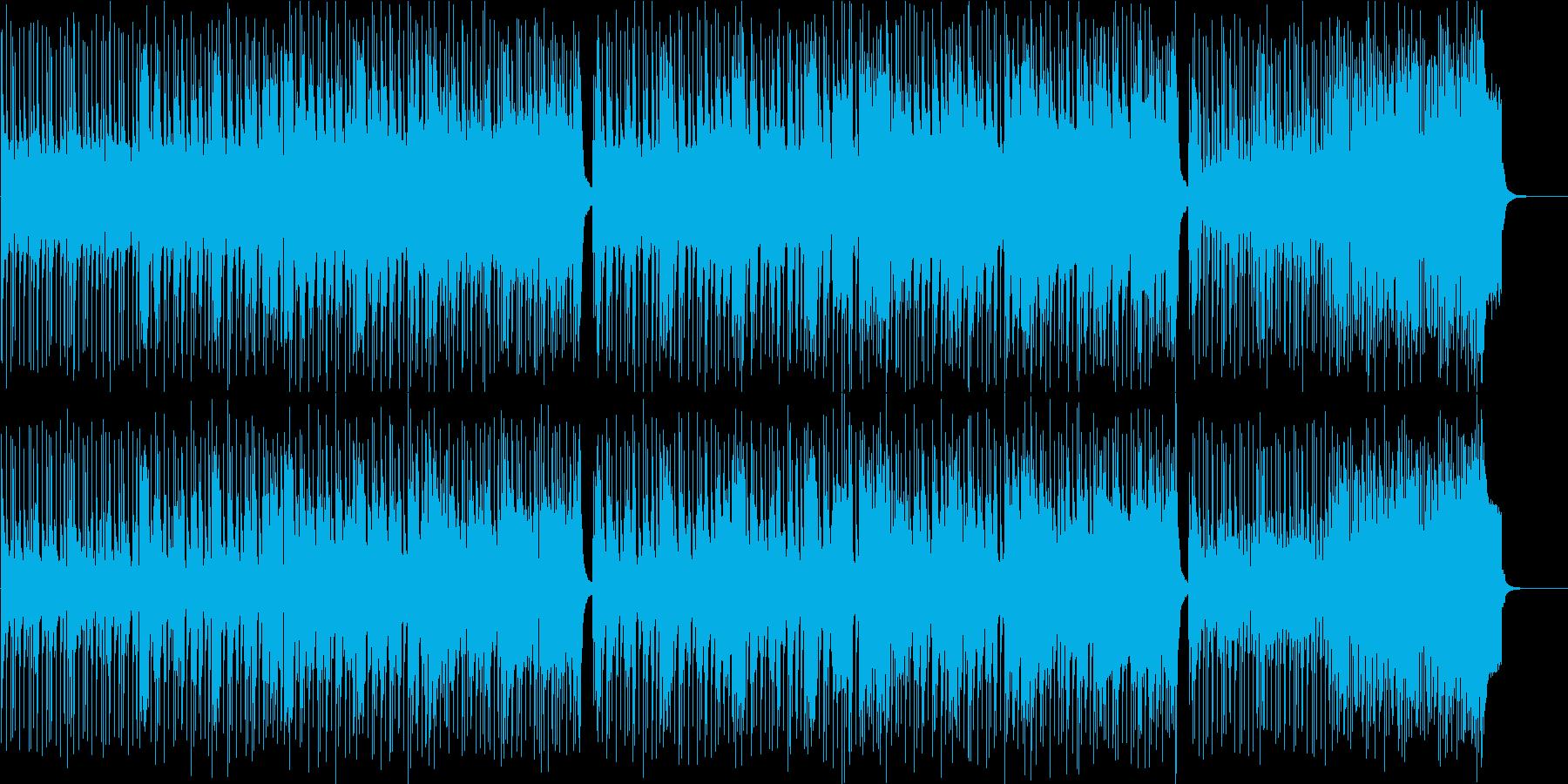 ガムラン 神秘 あやしい ジャングルの再生済みの波形