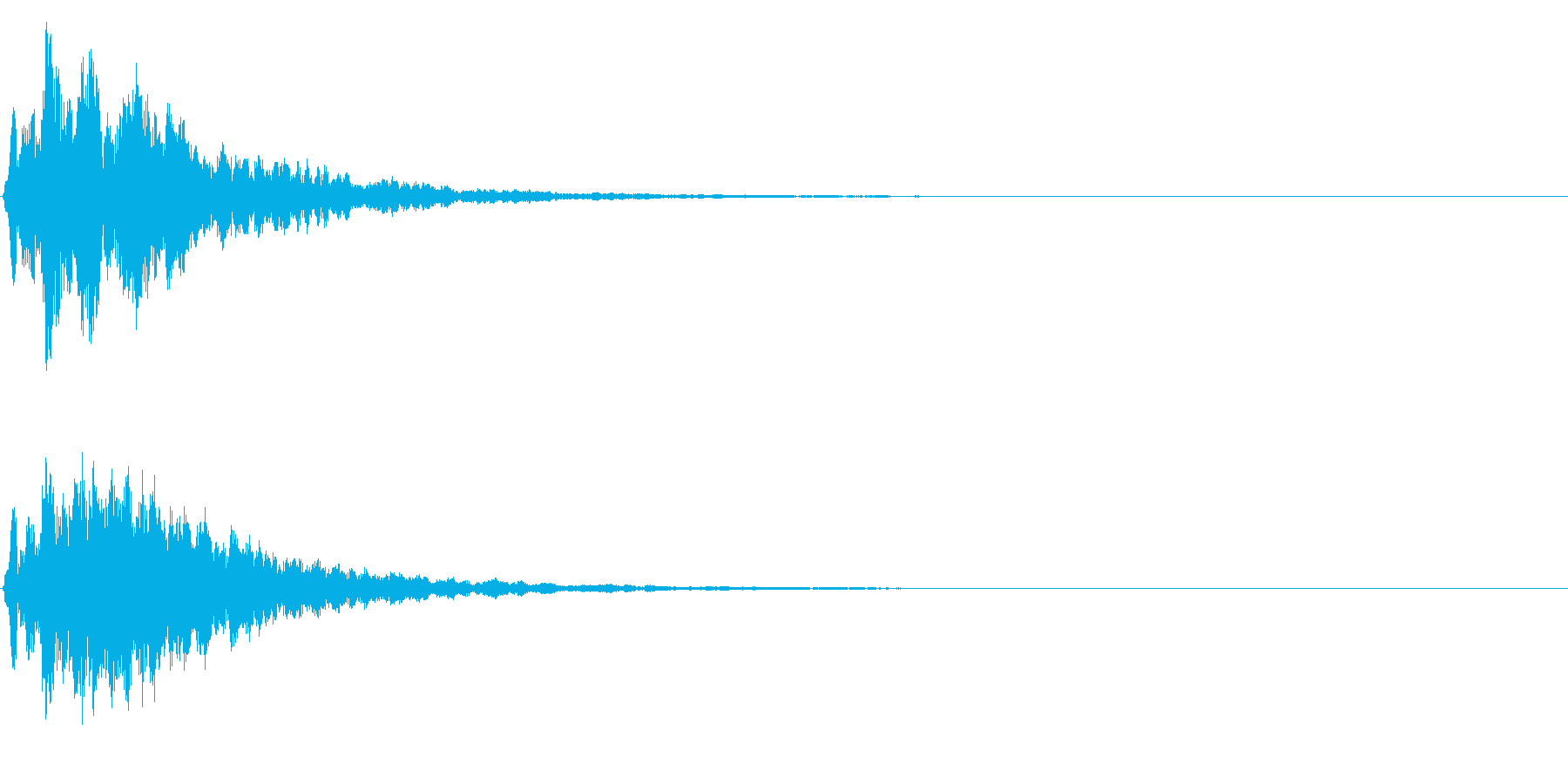 ゲームスタート、決定、ボタン音-086の再生済みの波形
