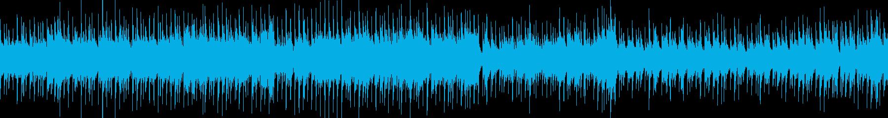結婚式の映像用バラード2 (ループ仕様)の再生済みの波形