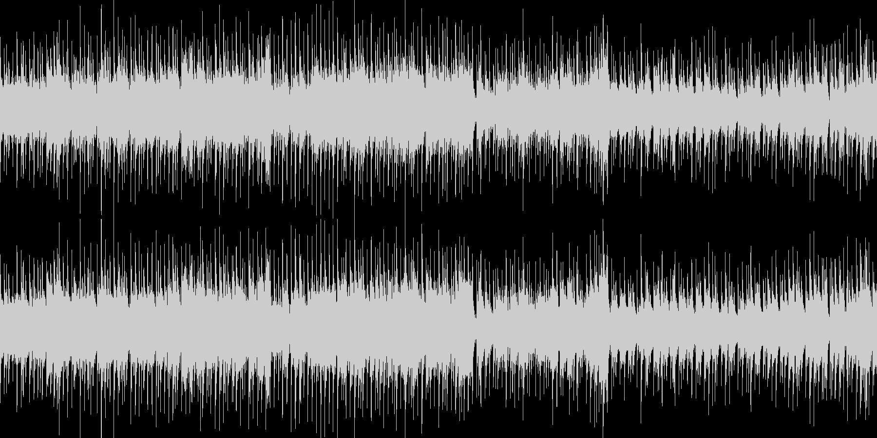 結婚式の映像用バラード2 (ループ仕様)の未再生の波形