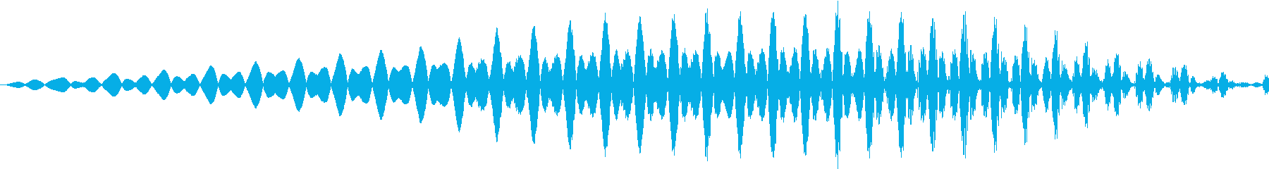 にの再生済みの波形