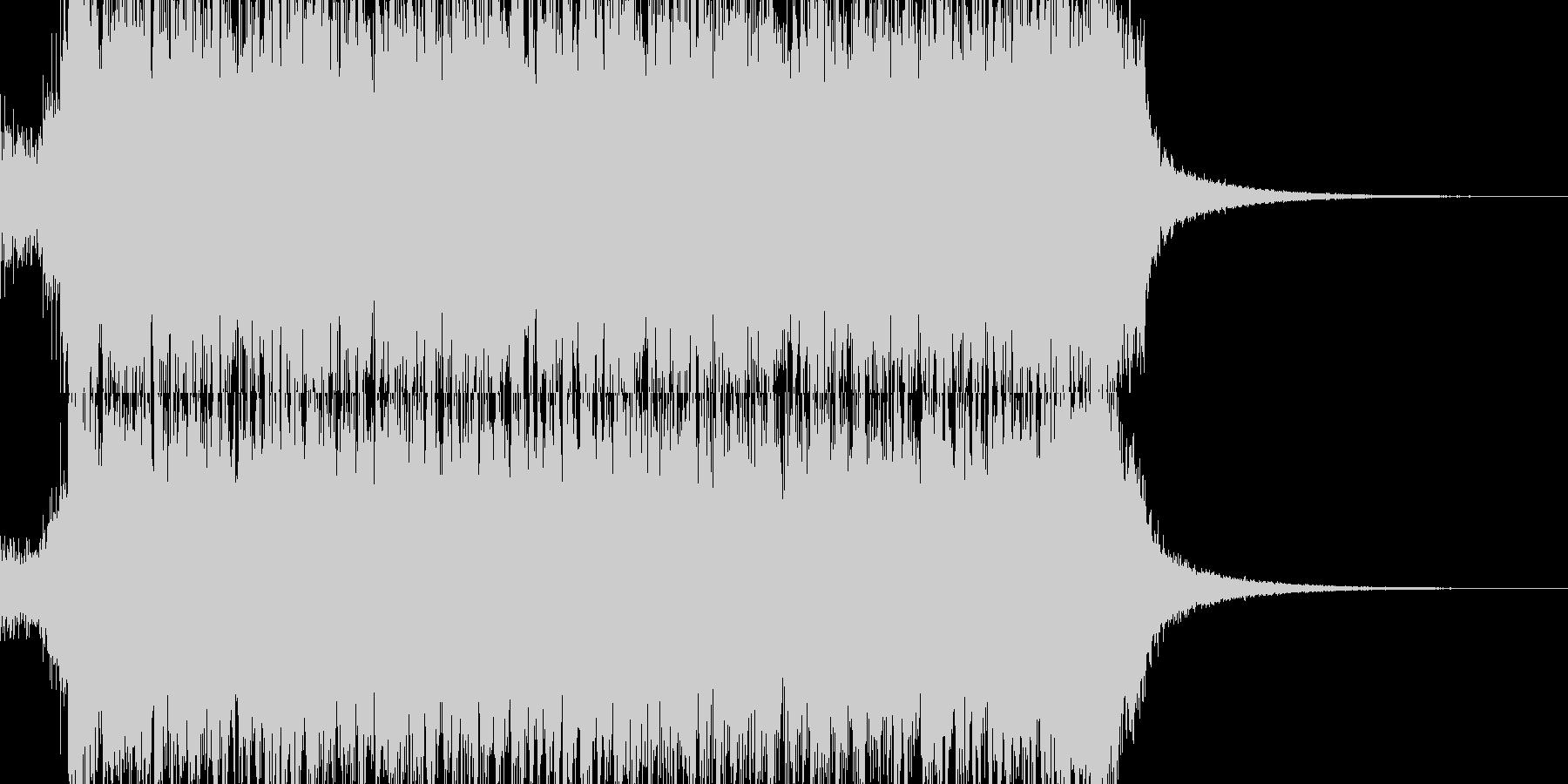 交響曲第9 コーラス トランス 01J1の未再生の波形