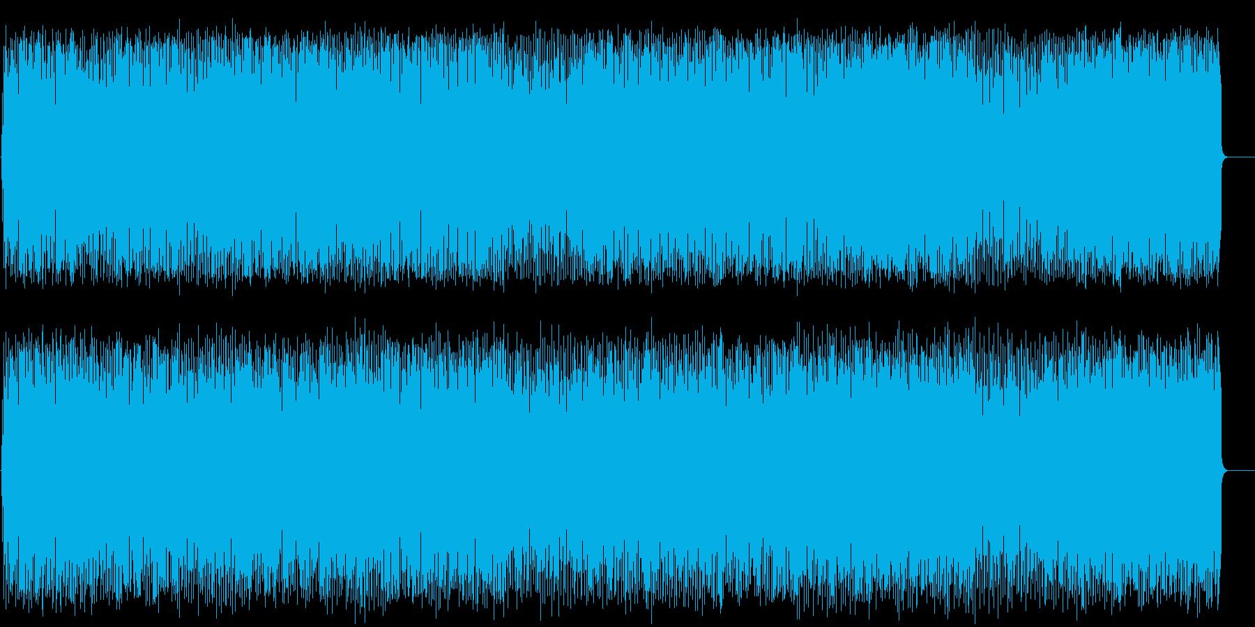 歌謡ポップ ドラマ テーマ 躍動 哀愁の再生済みの波形