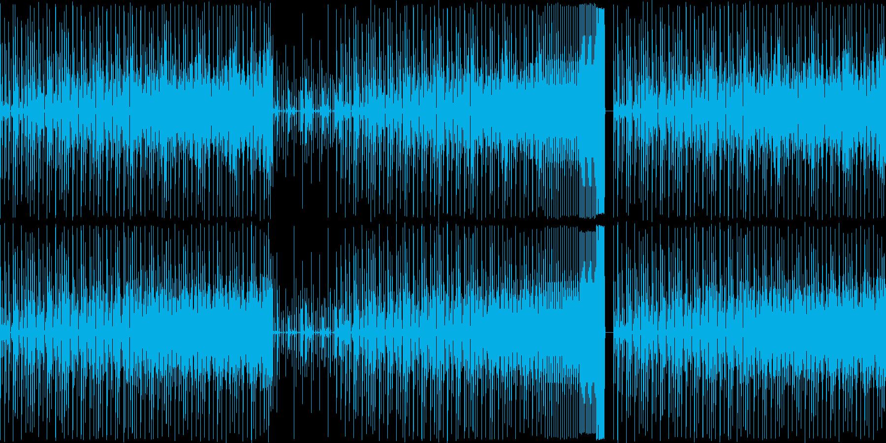 【様々なシーンにおしゃれポップス】の再生済みの波形