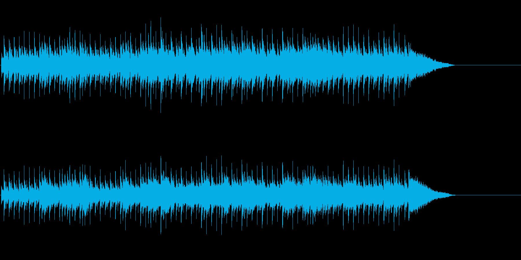 マカロニ・ウェスタン合体サウンドの再生済みの波形