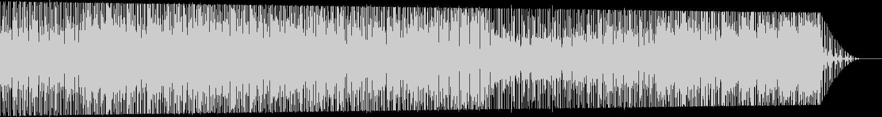 インド風エスニックBGMですの未再生の波形