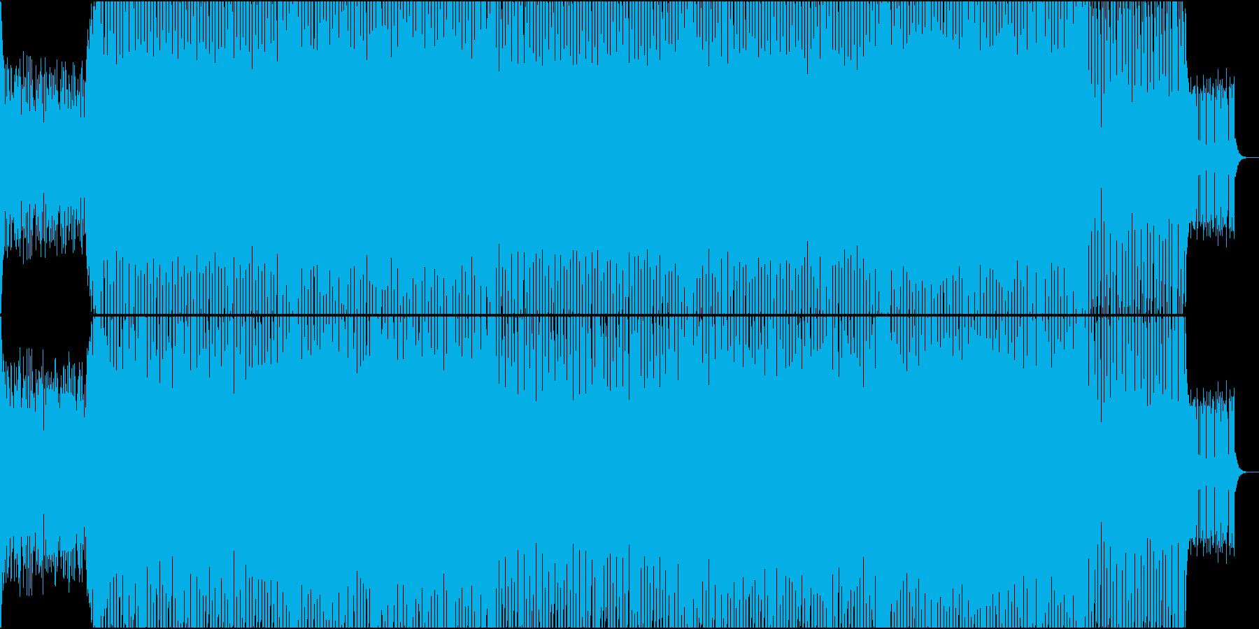 EDMクラブ系、製品紹介、商品紹介-03の再生済みの波形