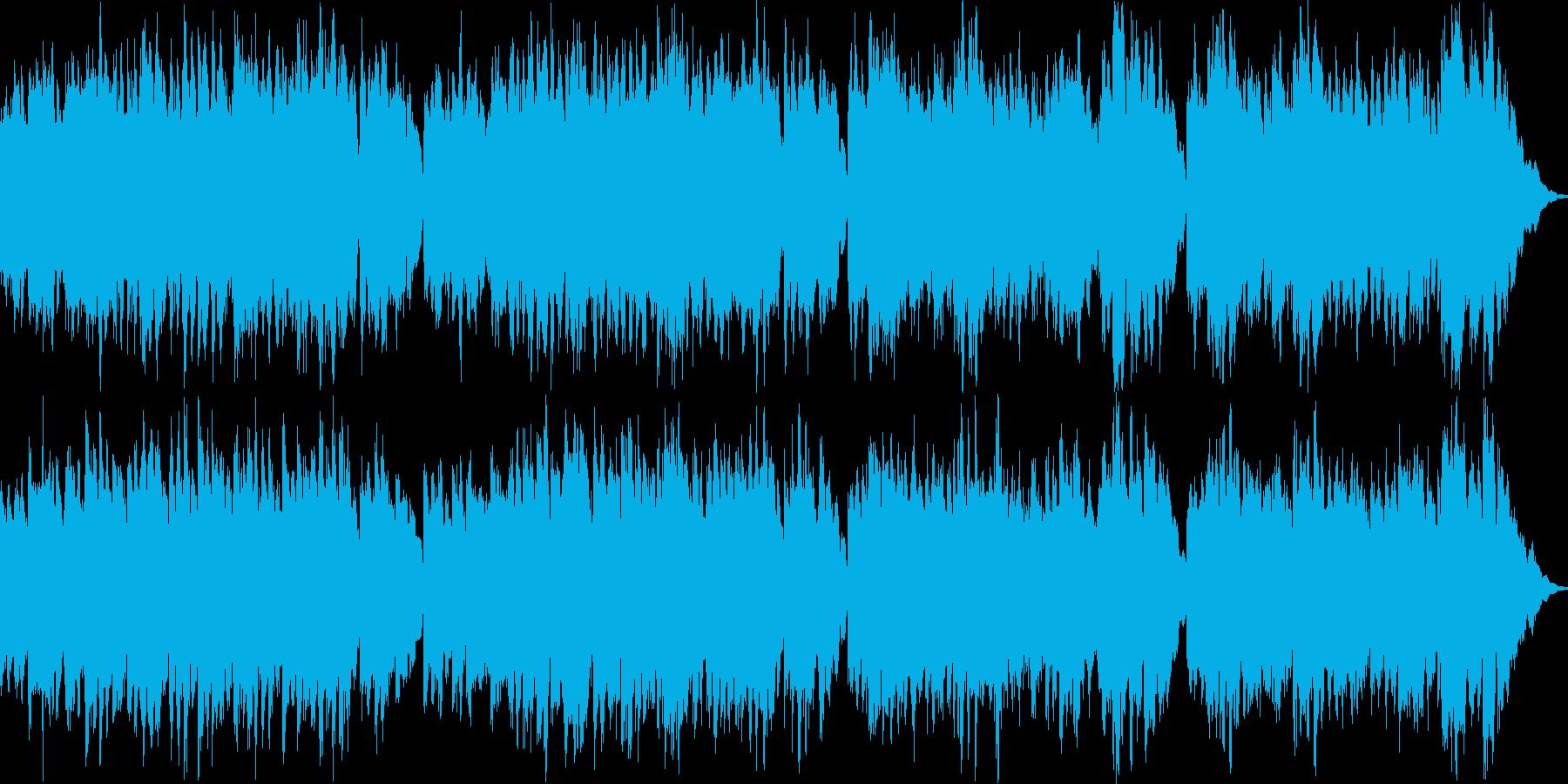 ソル作曲 6つのディヴェルティメントからの再生済みの波形