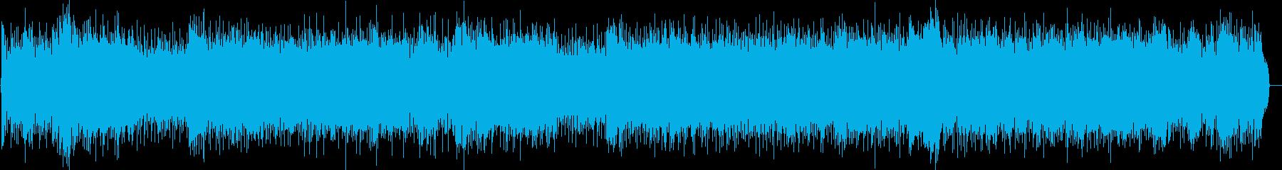 レース/バトル系疾走感のあるフュージョンの再生済みの波形