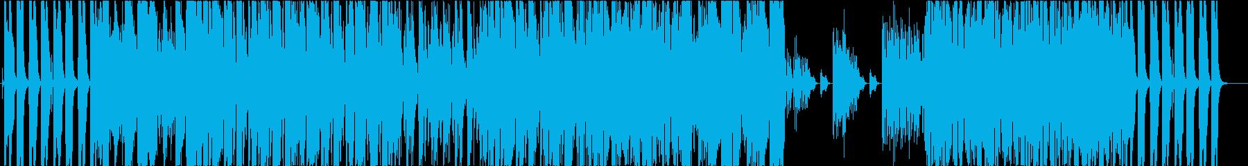 切ない哀愁のジャズセッションの再生済みの波形