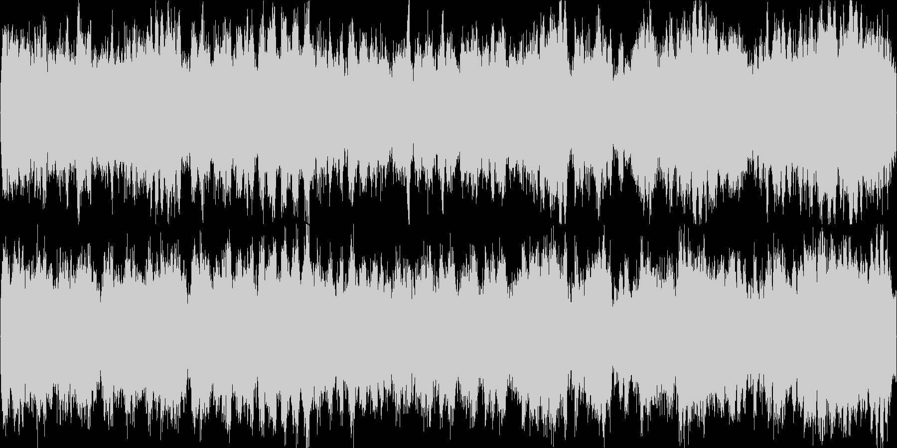オーケストラバージョンです。 明るく楽…の未再生の波形