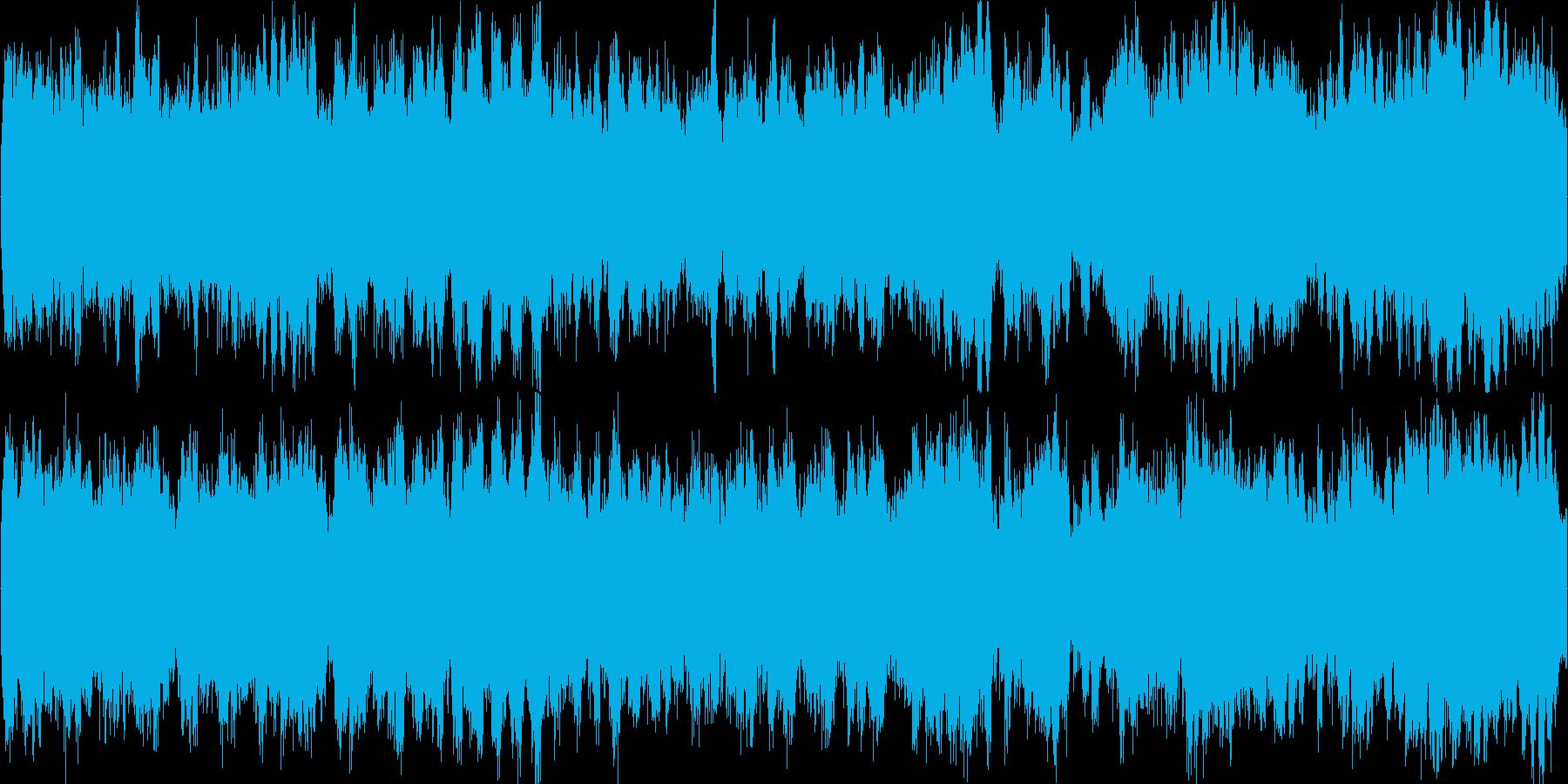 オーケストラバージョンです。 明るく楽…の再生済みの波形