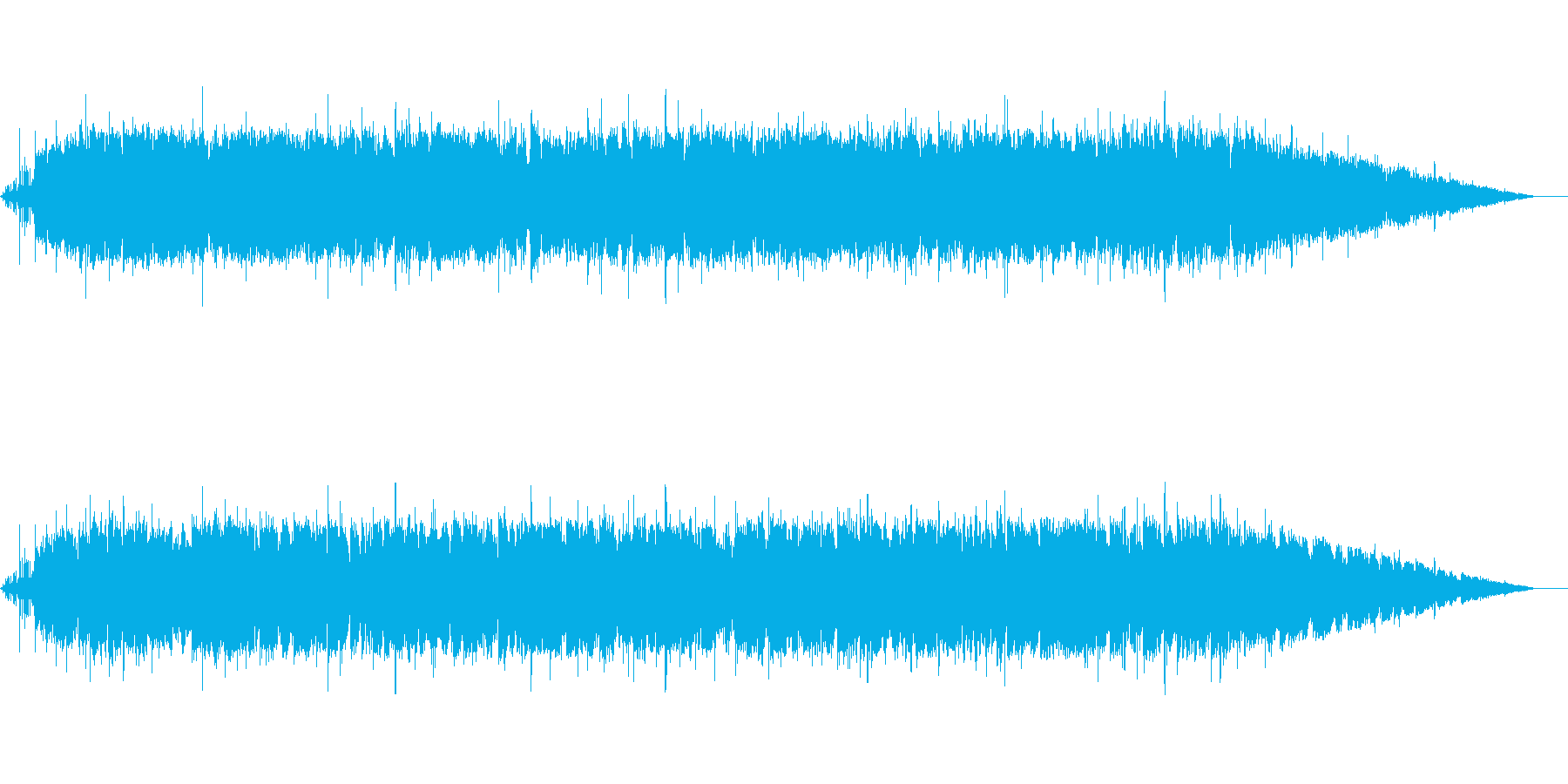 蓄音機から流れるイメージの哀愁のある曲の再生済みの波形