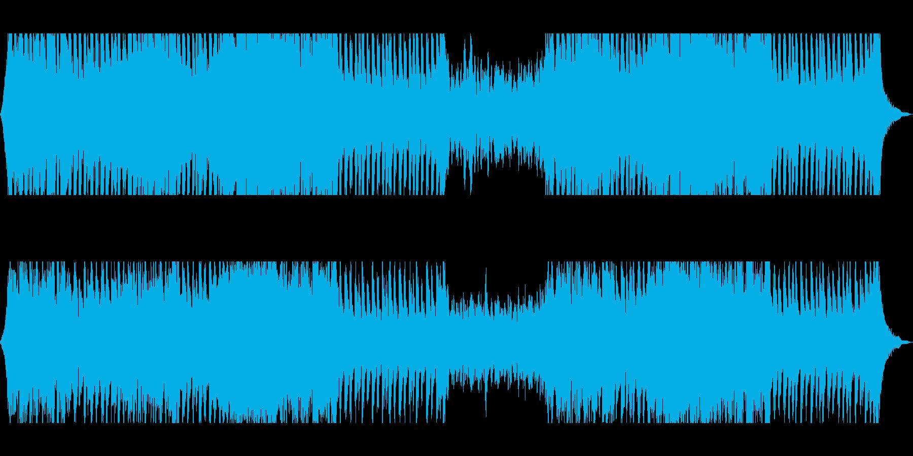 フルオーケストラ+生ドラム/バトル戦の再生済みの波形