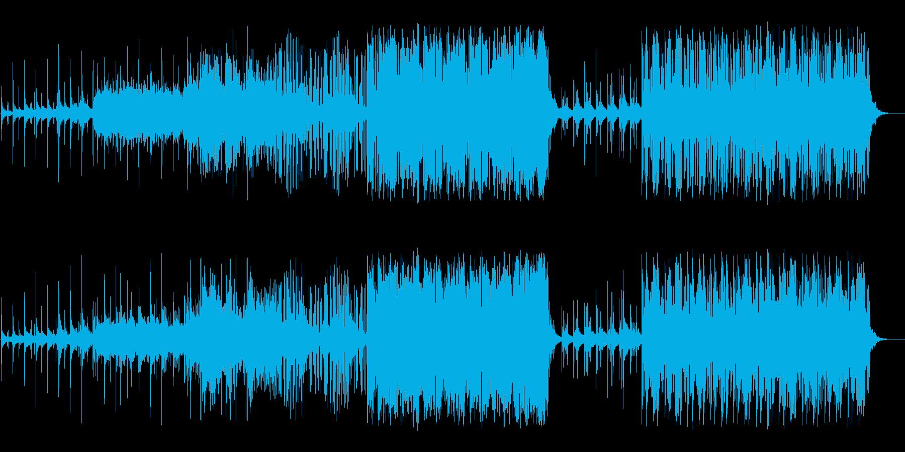 神秘的・海・生物・不思議な雰囲気BGMにの再生済みの波形