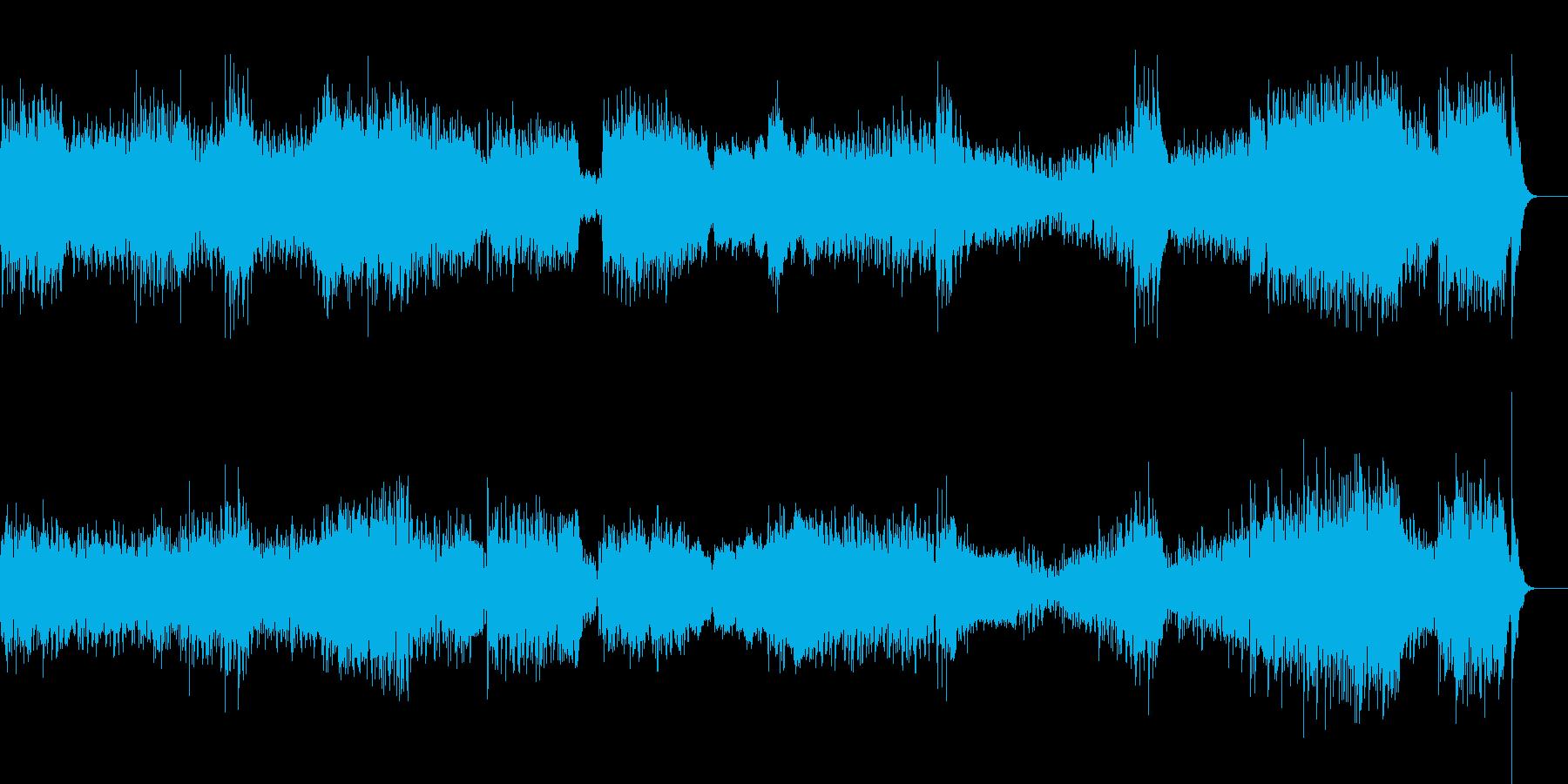 ブルックグリーン組曲より第三楽章ダンスの再生済みの波形