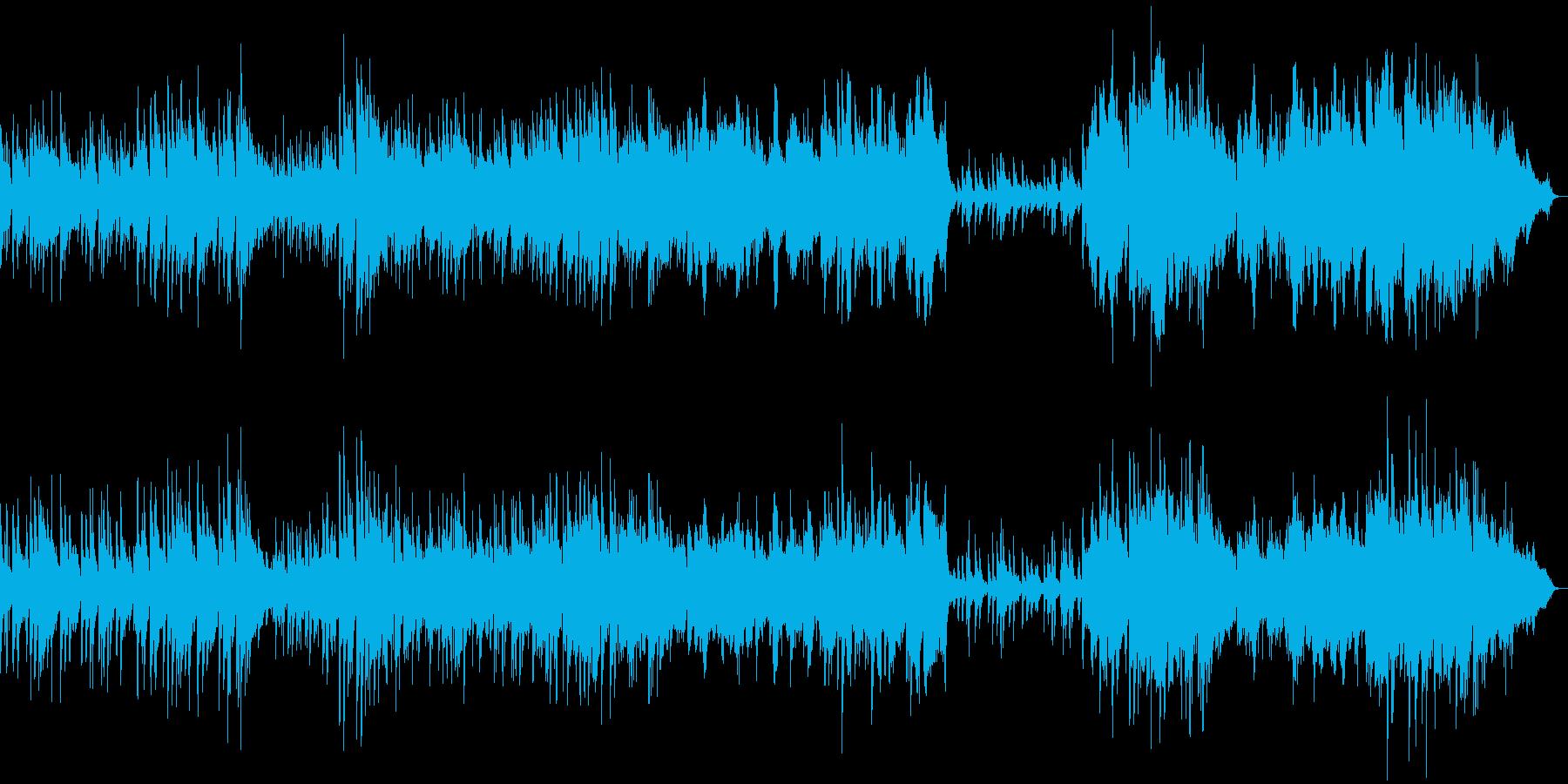 この曲は最初はタイトルはなかったのです…の再生済みの波形