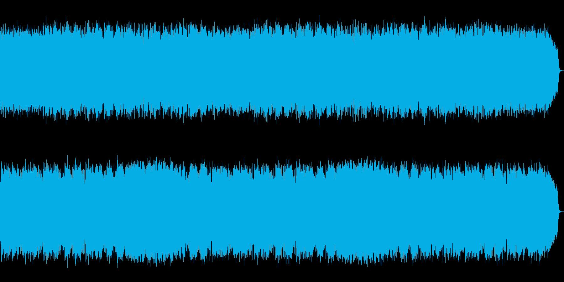 シャフルをホルンが刻みトロンボーンが歌うの再生済みの波形