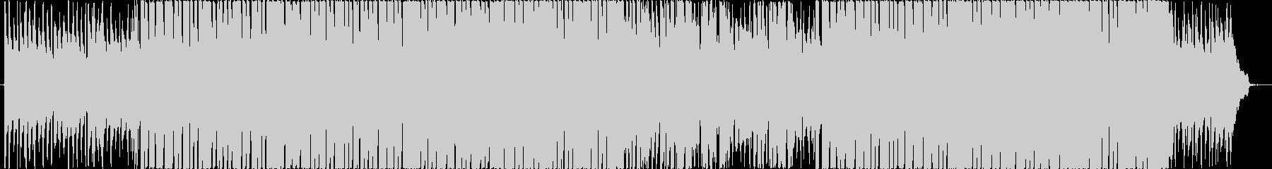 ウクレレの明るく楽しくなる曲の未再生の波形