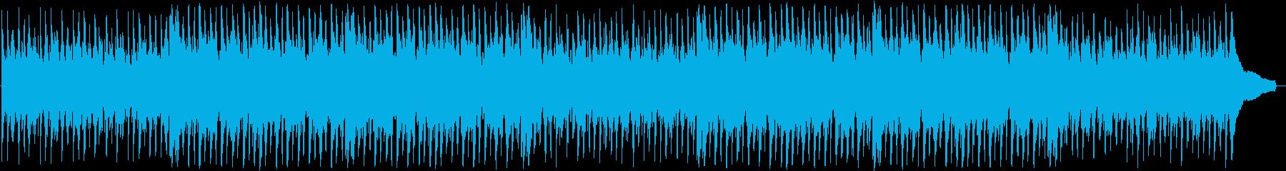 爽やかなコーポレート系流行サウンド♪の再生済みの波形