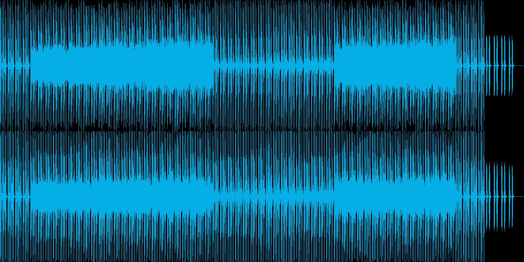 潜入シーン等をイメージした曲です。の再生済みの波形