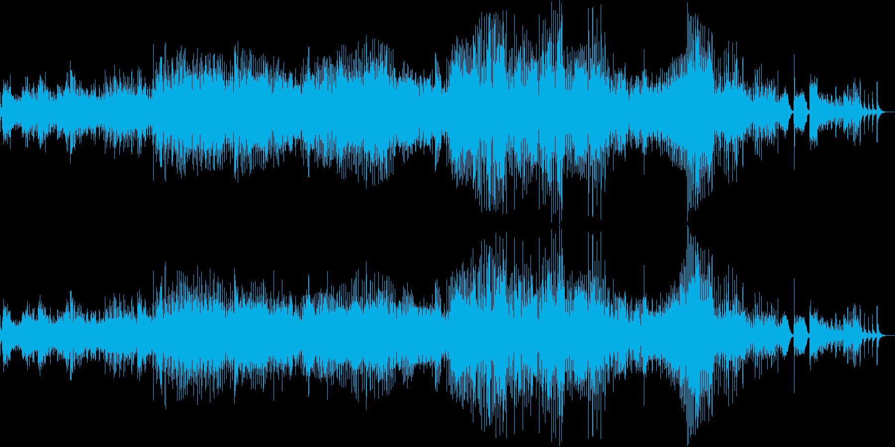 正月 ハープソロ 和風 春 日本 の再生済みの波形