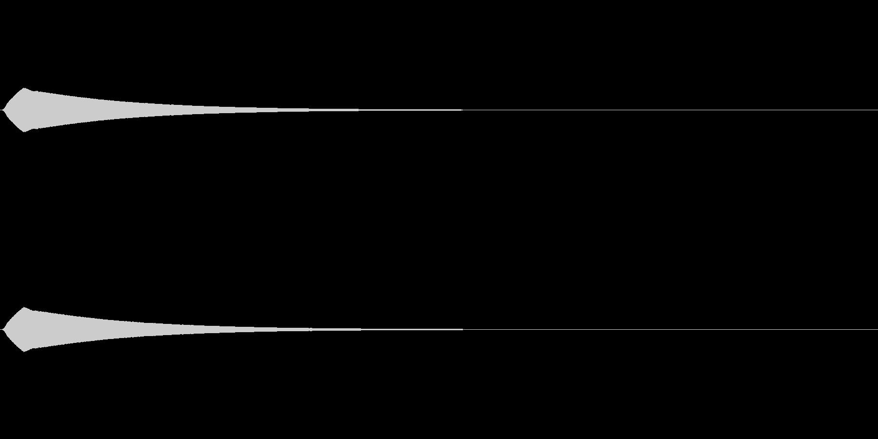 【ポップモーション31-3】の未再生の波形