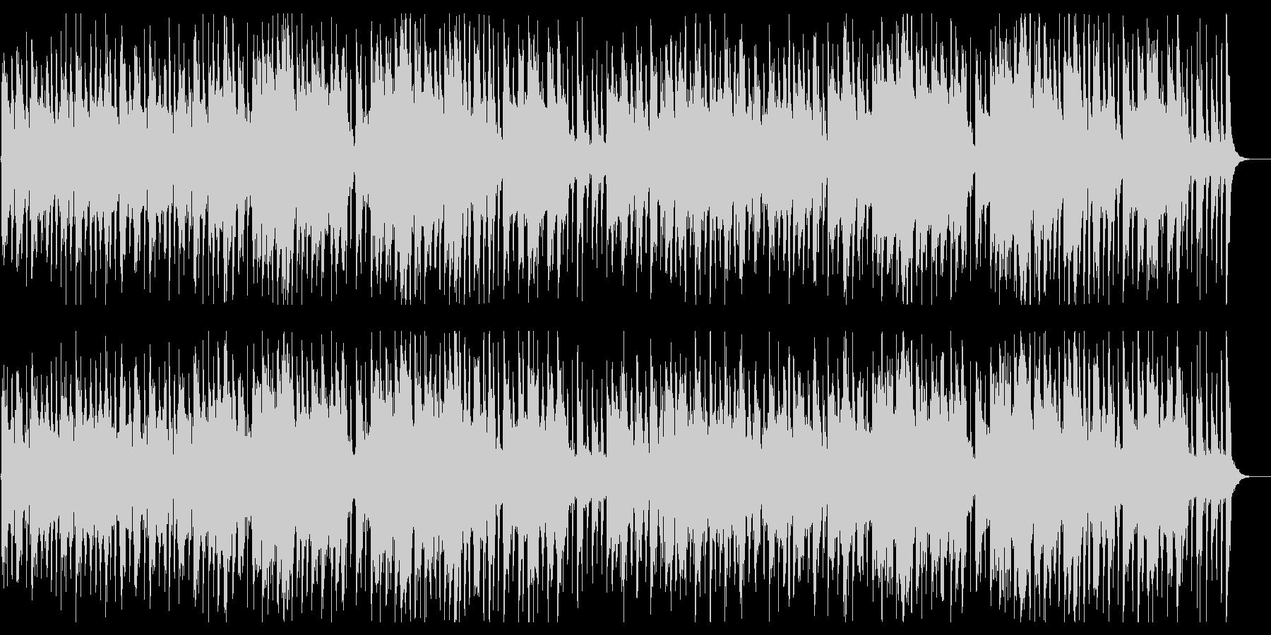 フレンチ/ワルツ/ヨーロピアン/おしゃれの未再生の波形