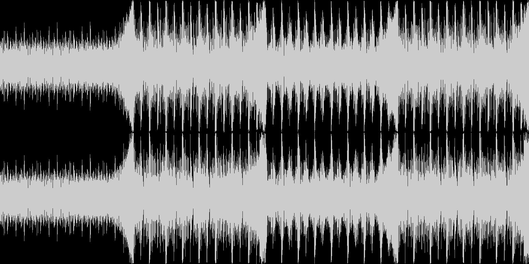 【トランス/イベントパーティー】の未再生の波形