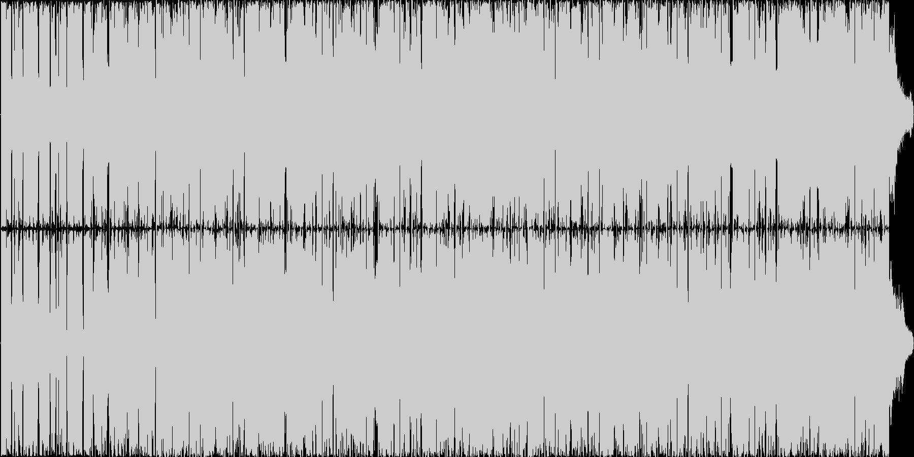 レトロRPGの戦闘のシーンで使われる様…の未再生の波形