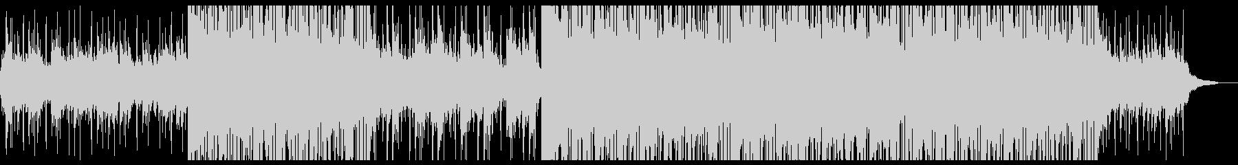 少し切ないChill Out系ピアノの未再生の波形