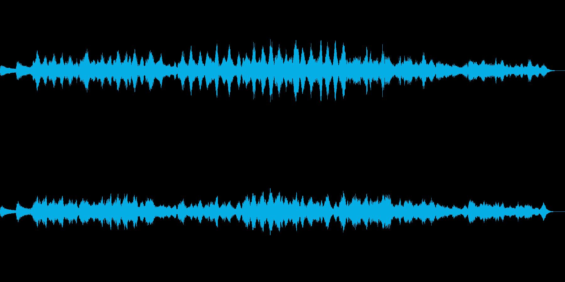 悲しく絶望的なクラシック系・ニューエイ…の再生済みの波形