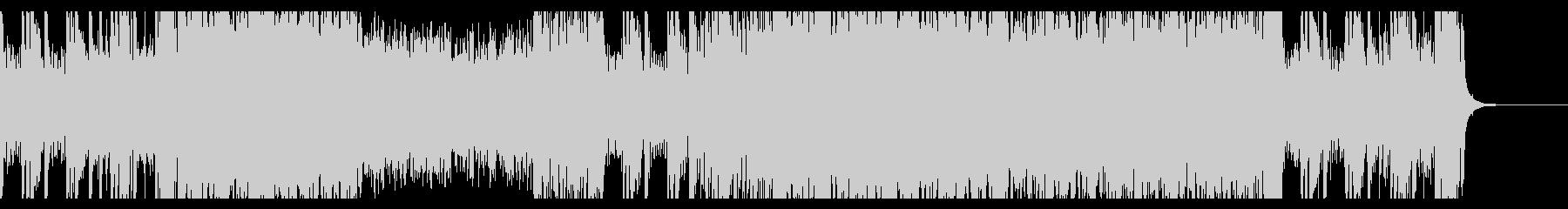 さわやかなプログレッシヴロック風ポップの未再生の波形